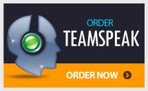 TeamSpeak Oregon Hosting
